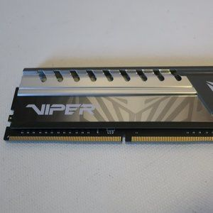 OPEN BOX VIPER DDR4 4GB DRAM MODULE 2400MHZ *